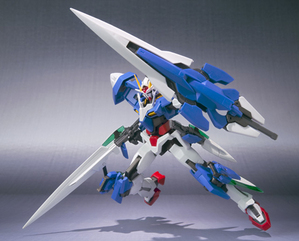 THE ROBOT SPIRITS <SIDE MS> 00 GUNDAM SEVENSWORD 04