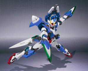 THE ROBOT SPIRITS <SIDE MS> 00 GUNDAM SEVENSWORD 06