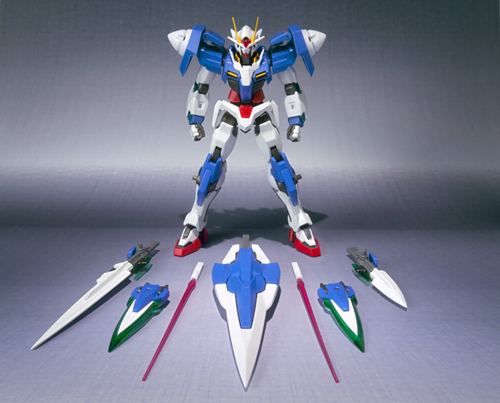 THE ROBOT SPIRITS <SIDE MS> 00 GUNDAM SEVENSWORD 07