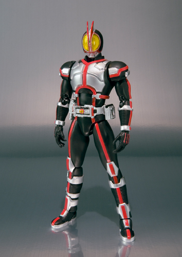 S.H.Figuarts 仮面ライダーファイズ 01