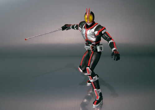 S.H.Figuarts 仮面ライダーファイズ 05