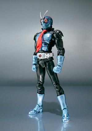 S.H.Figuarts 仮面ライダー1号(THE FIRST) 01