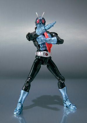 S.H.Figuarts 仮面ライダー1号(THE FIRST) 02