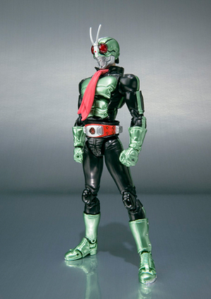 S.H.Figuarts 仮面ライダー2号(THE FIRST) 01