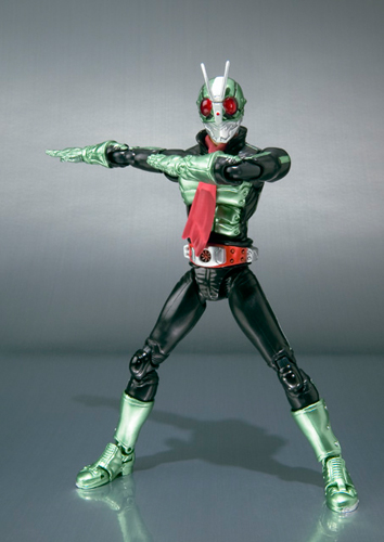 S.H.Figuarts 仮面ライダー2号(THE FIRST) 03