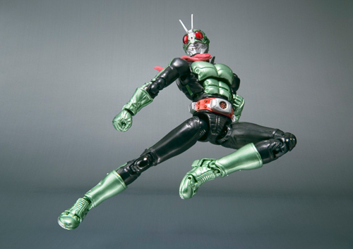 S.H.Figuarts 仮面ライダー2号(THE FIRST) 04