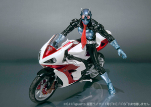S.H.Figuarts サイクロン号(THE FIRST) 05
