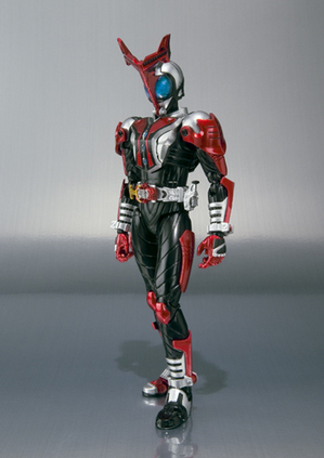 S.H.Figuarts 仮面ライダーカブトハイパーフォーム