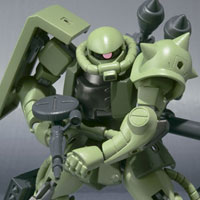 THE ROBOT SPIRITS <SIDE MS>ZAKU Ⅱ