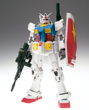 GUNDAM FIX FIGURATION METAL COMPOSITE RX78-02 ガンダム[THE ORIGIN]