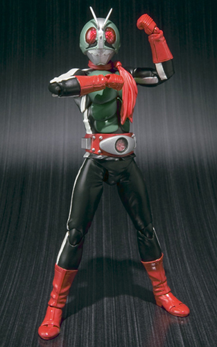 S.H.Figuarts MASKED RIDER NEW 2 01