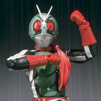 S.H.Figuarts MASKED RIDER NEW 2