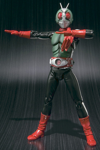 S.H.Figuarts MASKED RIDER NEW 2 02