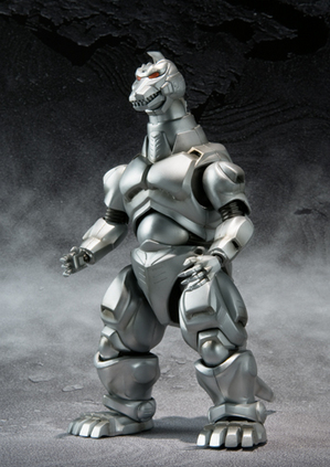 S.H.MonsterArts UX-02-93 メカゴジラ 01