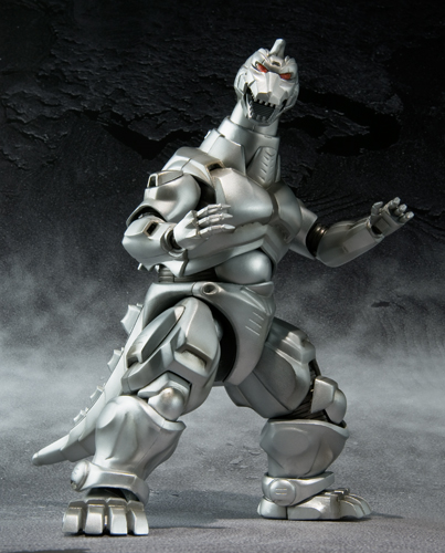 S.H.MonsterArts UX-02-93 メカゴジラ 06