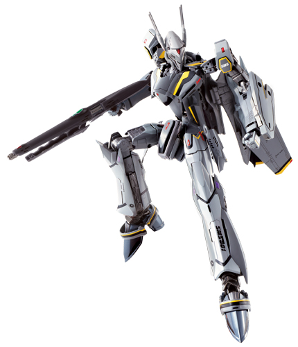 DX Chogokin VF-25S Messiah Valkyrie (Ozma Lee type) Renewal Ver.  01