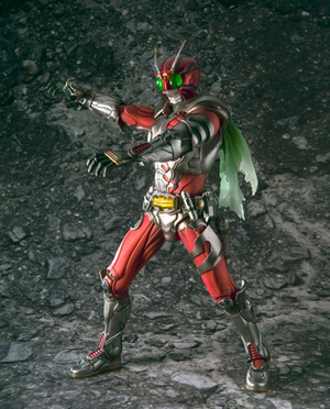 S.I.C. 仮面ライダーZX(ゼクロス) 02