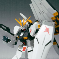 THE ROBOT SPIRITS 〈SIDE MS〉νGundam