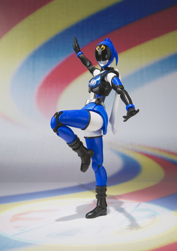 S.H.Figuarts アキバブルー 07