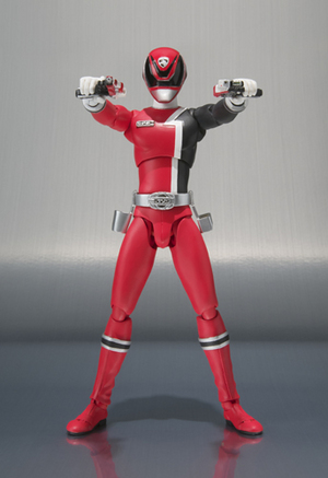 S.H.Figuarts デカレッド 02