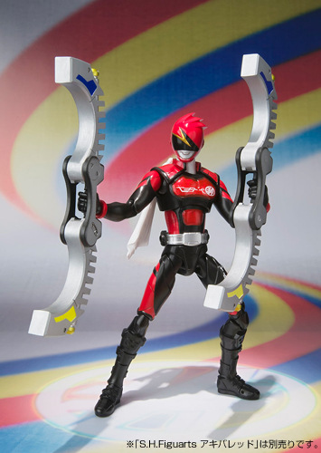 S.H.Figuarts デカレッド 05