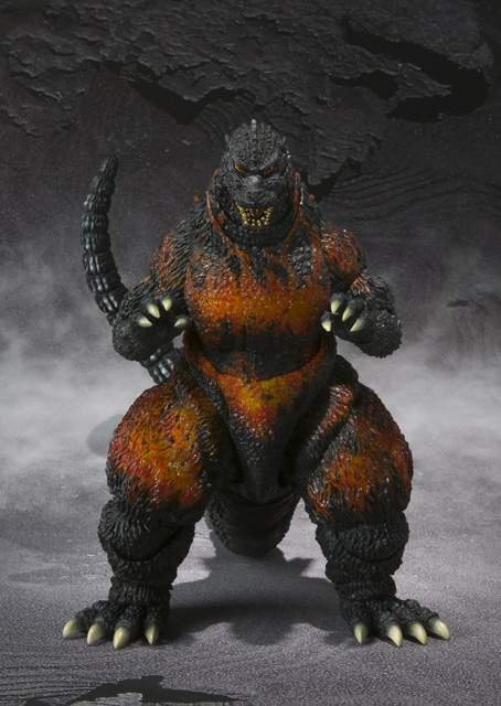 S.H.MonsterArts ゴジラ(1995) 03