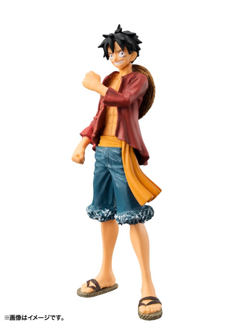 Chozokei Damashii ONE PIECE Series ONE PIECE -Law's ambition- 02