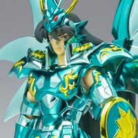 Saint Cloth Myth ドラゴン紫龍 神聖衣 -10th Anniversary Edition-