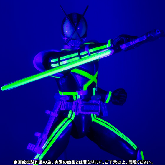 S.H.Figuarts 仮面ライダーカイザ GLOWING STAGE SET 01