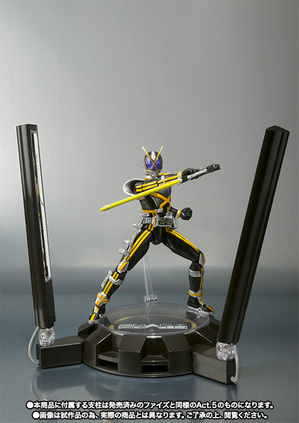 S.H.Figuarts 仮面ライダーカイザ GLOWING STAGE SET 03