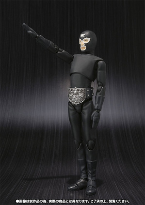 S.H.Figuarts ショッカー戦闘員(黒) 日本侵略!ショッカー戦闘員襲来セット 02