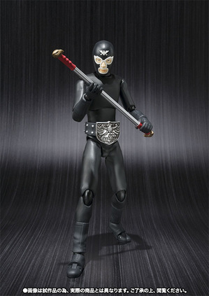 S.H.Figuarts ショッカー戦闘員(黒) 日本侵略!ショッカー戦闘員襲来セット 03