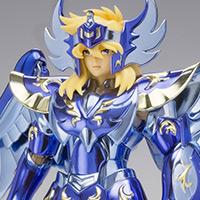 Saint Cloth Myth キグナス氷河 神聖衣 -10th Anniversary Edition-