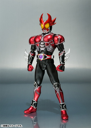 S.H.Figuarts MASKED RIDER AGITO Burning Form 02