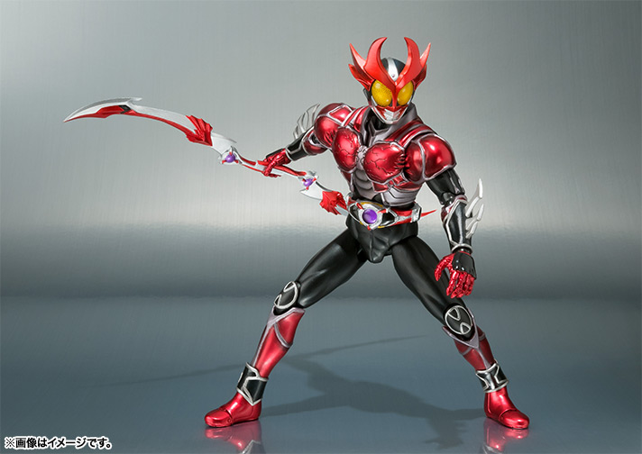 S.H.Figuarts MASKED RIDER AGITO Burning Form 04