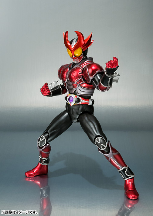 S.H.Figuarts MASKED RIDER AGITO Burning Form 05