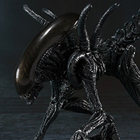 S.H.MonsterArts Alien Warrior