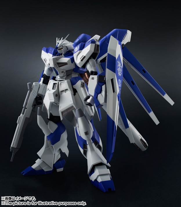 THE ROBOT SPIRITS <SIDE MS>Hi-ν Gundam 01