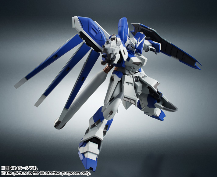 THE ROBOT SPIRITS <SIDE MS>Hi-ν Gundam 03