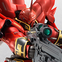 THE ROBOT SPIRITS 9SIDE MS:SINANJU (Animation Edit.)