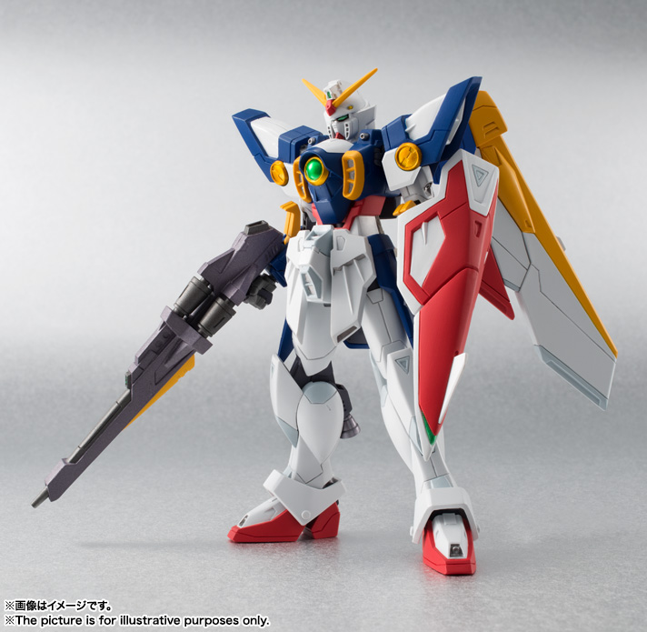 THE ROBOT SPIRITS <SIDE MS> Wing Gundam 01