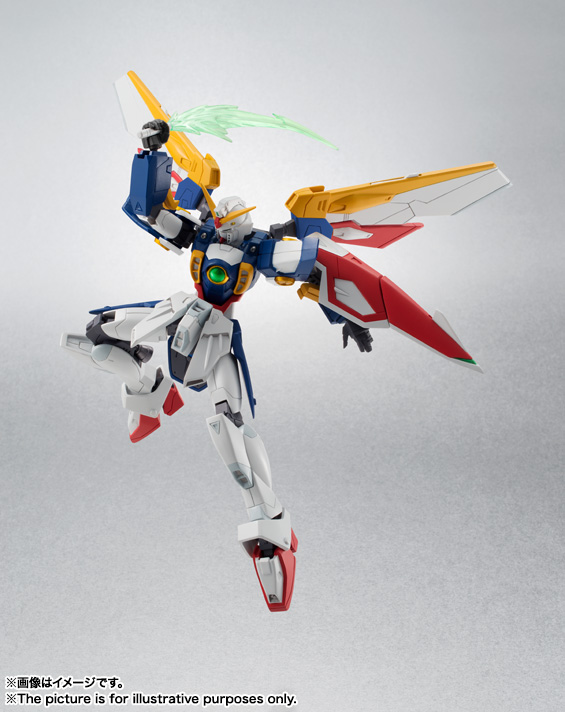 THE ROBOT SPIRITS <SIDE MS> Wing Gundam 02