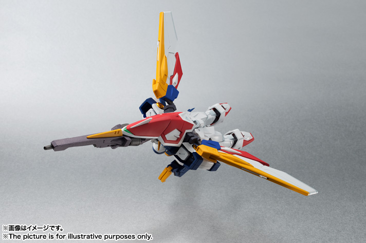 THE ROBOT SPIRITS <SIDE MS> Wing Gundam 04
