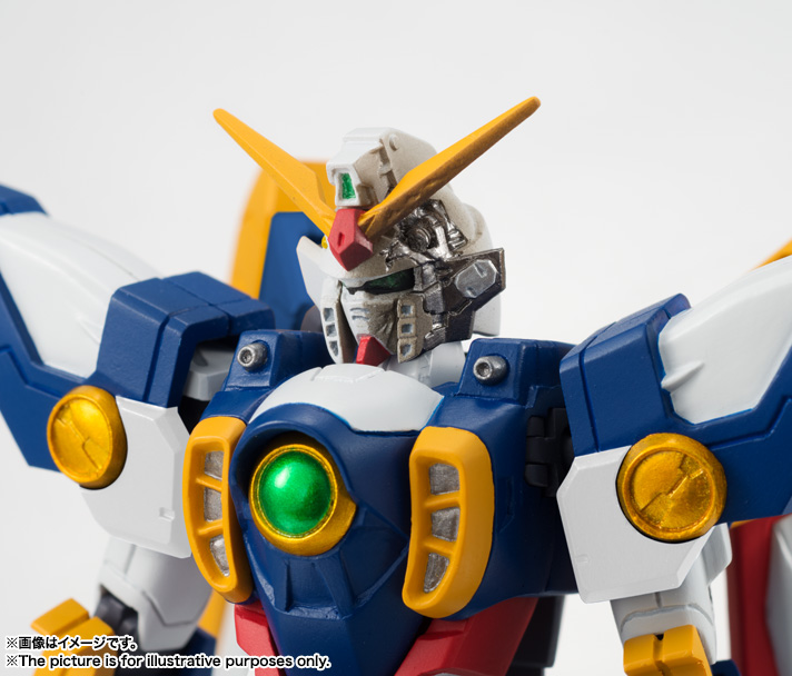 THE ROBOT SPIRITS <SIDE MS> Wing Gundam 05