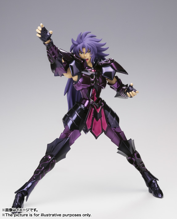 Saint Cloth Myth EX Gemini Saga (Surplice) 02