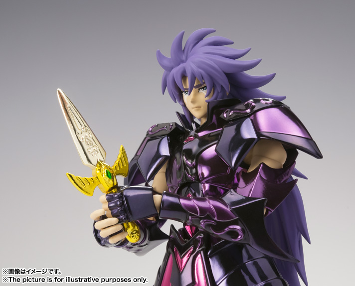 Saint Cloth Myth EX Gemini Saga (Surplice) 06