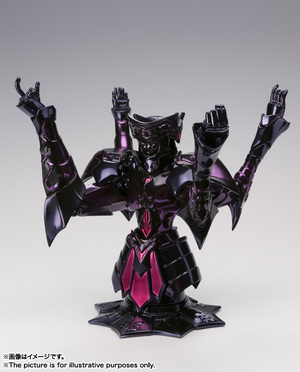 Saint Cloth Myth EX Gemini Saga (Surplice) 07