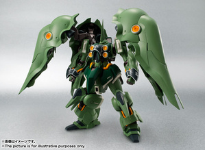 THE ROBOT SPIRITS 〈SIDE MS〉Kshatriya 02