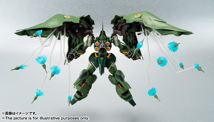 THE ROBOT SPIRITS 〈SIDE MS〉Kshatriya 03