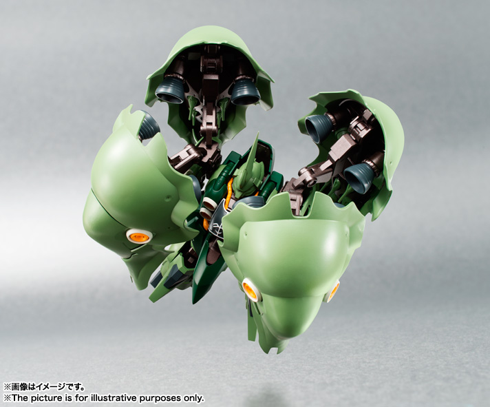 THE ROBOT SPIRITS 〈SIDE MS〉Kshatriya 05